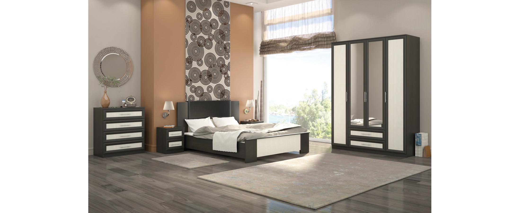 Спальня Юлианна 2 Модель 337 от MOON TRADE