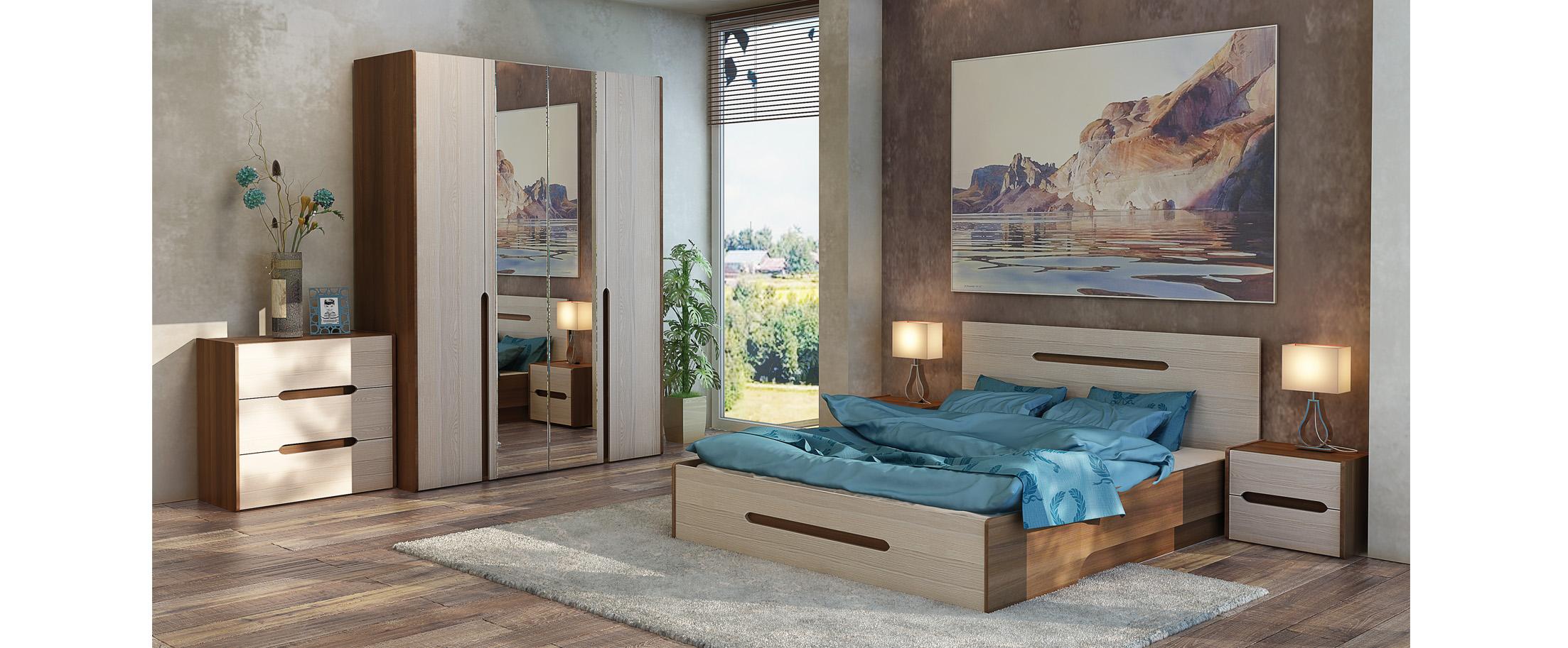 Спальня Ребекка Модель 337 от MOON TRADE