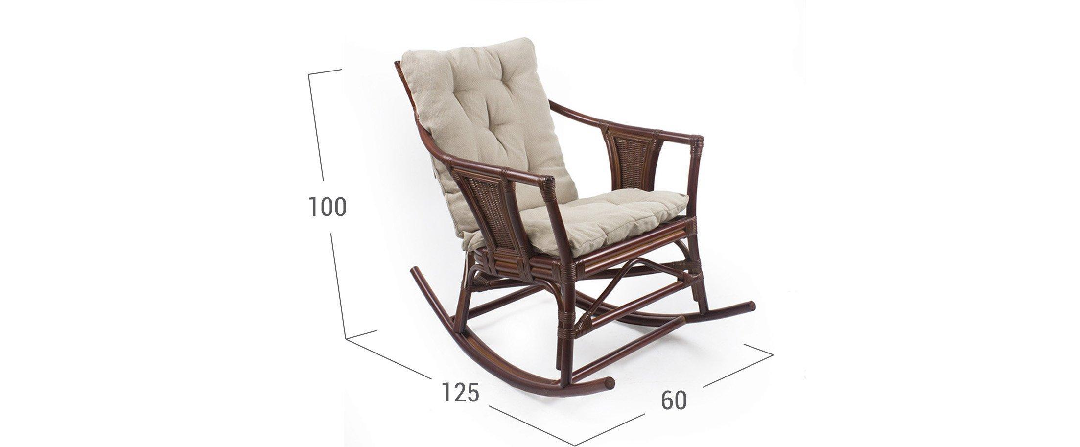 Кресло-качалка Canary Модель 364