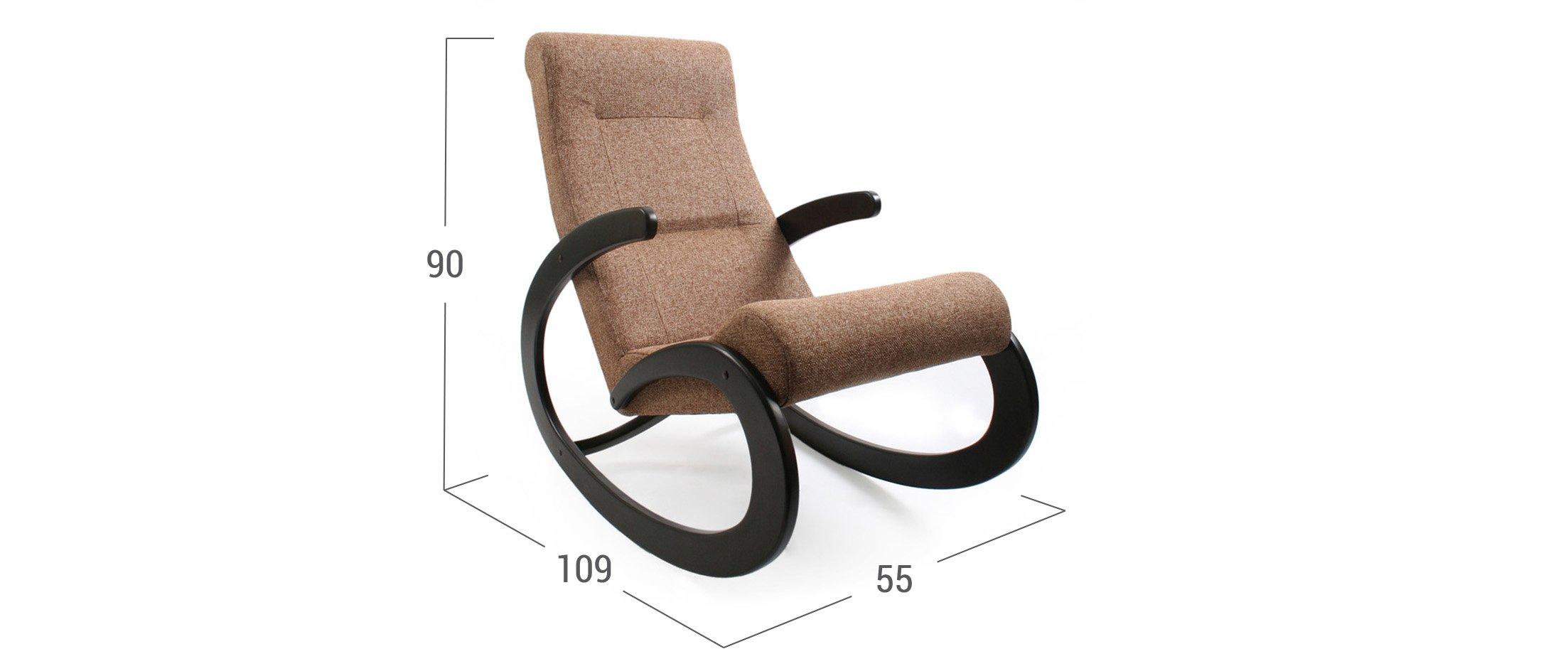 Кресло-качалка 1 Модель 364