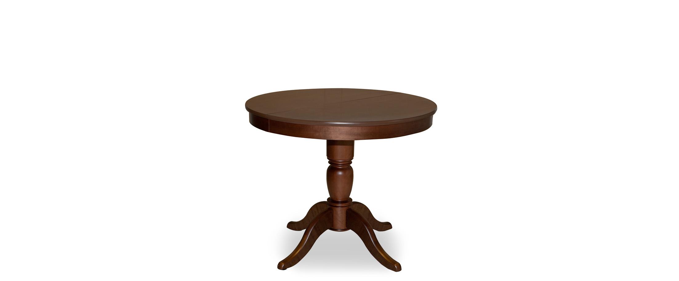 Стол Фламинго 1 Американский орех Модель 370 от MOON TRADE
