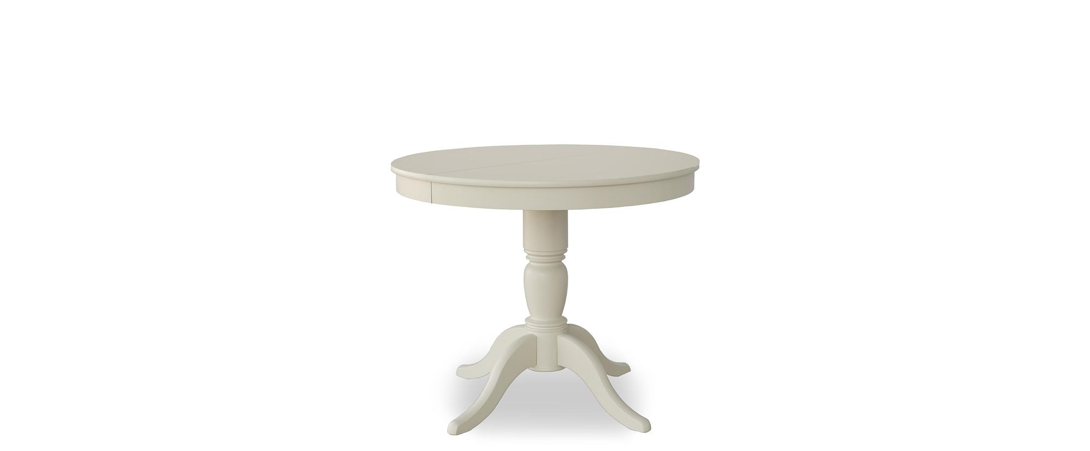 Стол Фламинго 1 Слоновая кость Модель 370 от MOON TRADE