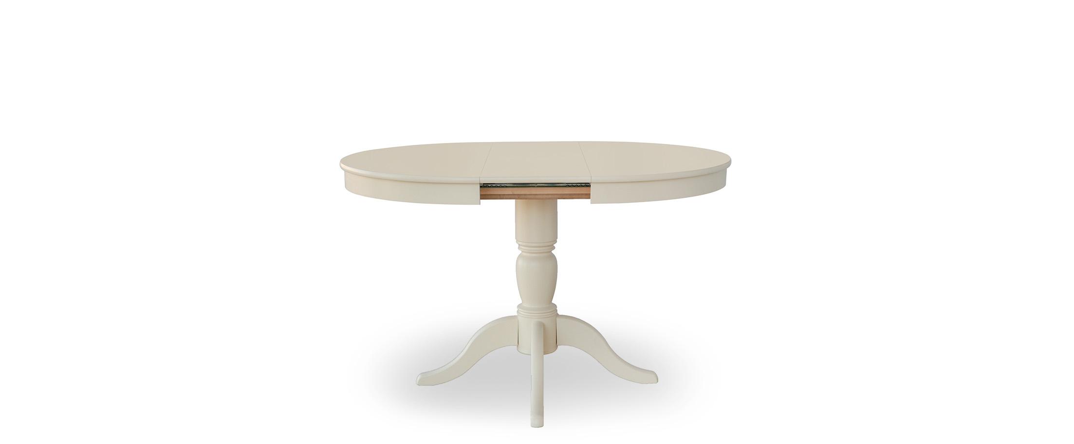 Стол Фламинго 1 Слоновая кость Модель 370