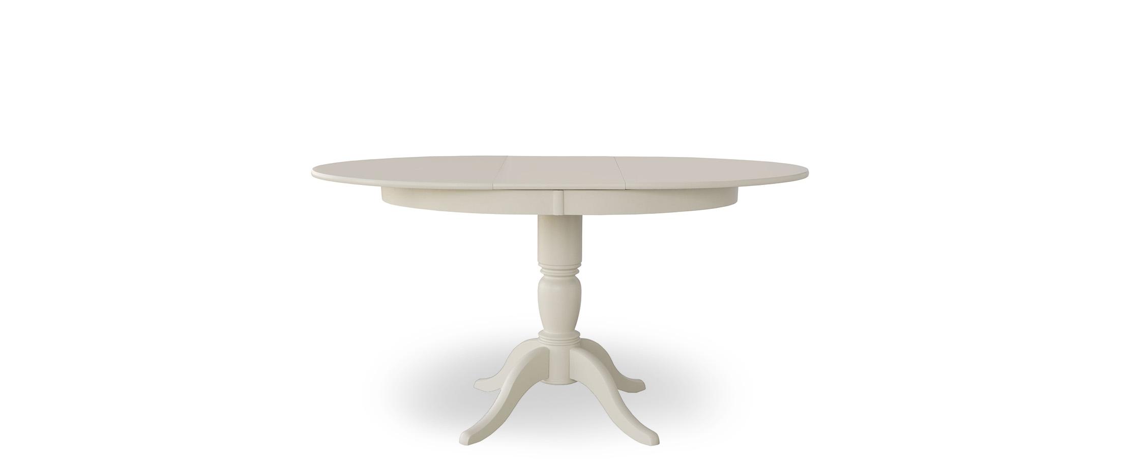 Стол Фламинго 6 Слоновая кость Модель 370