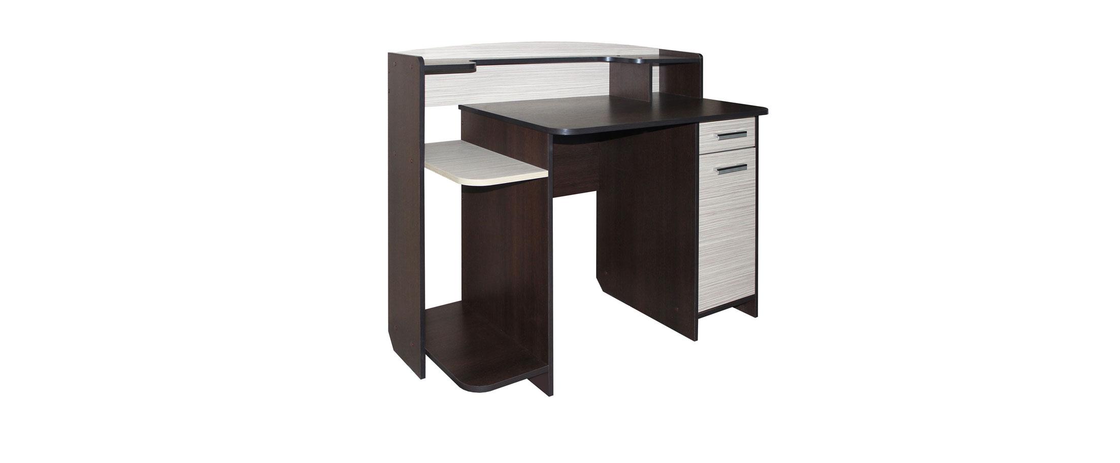 Стол компьютерный Престиж-10 Модель 506 от MOON TRADE