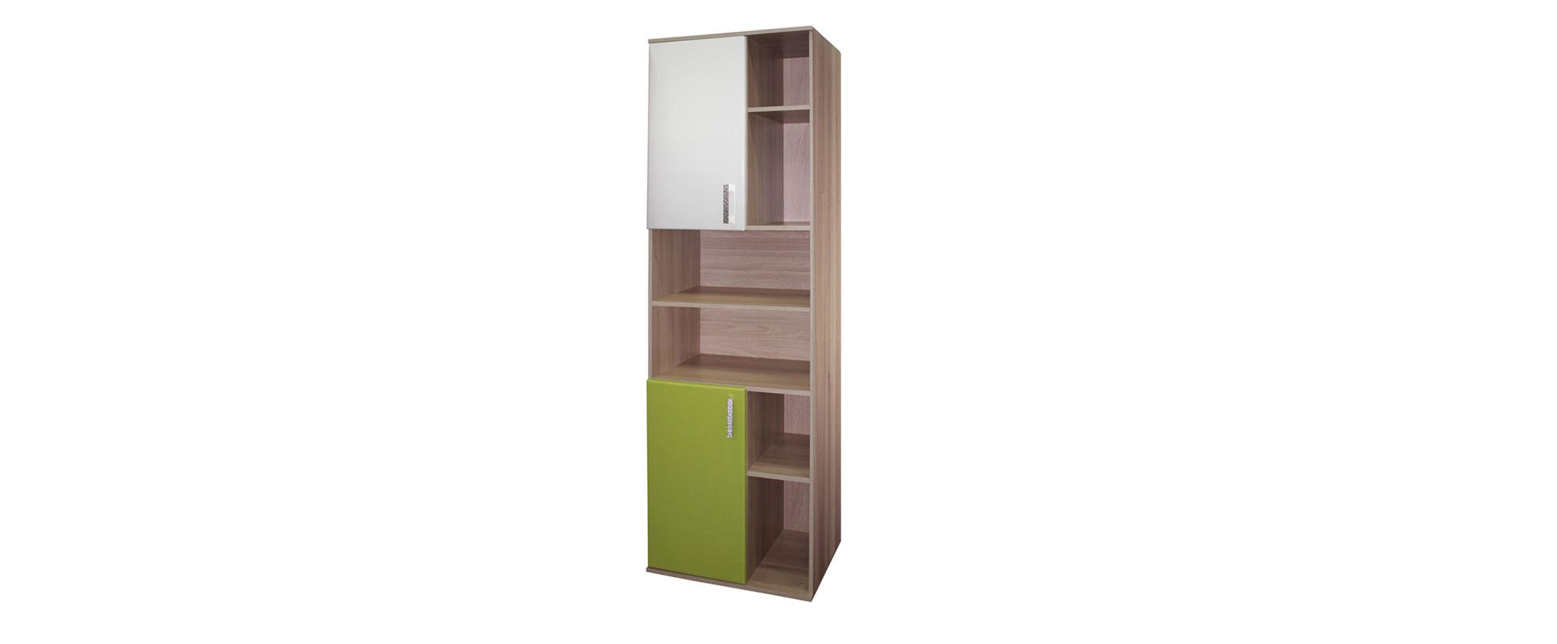 Шкаф для книг Дебют-2 Модель 507 от MOON TRADE