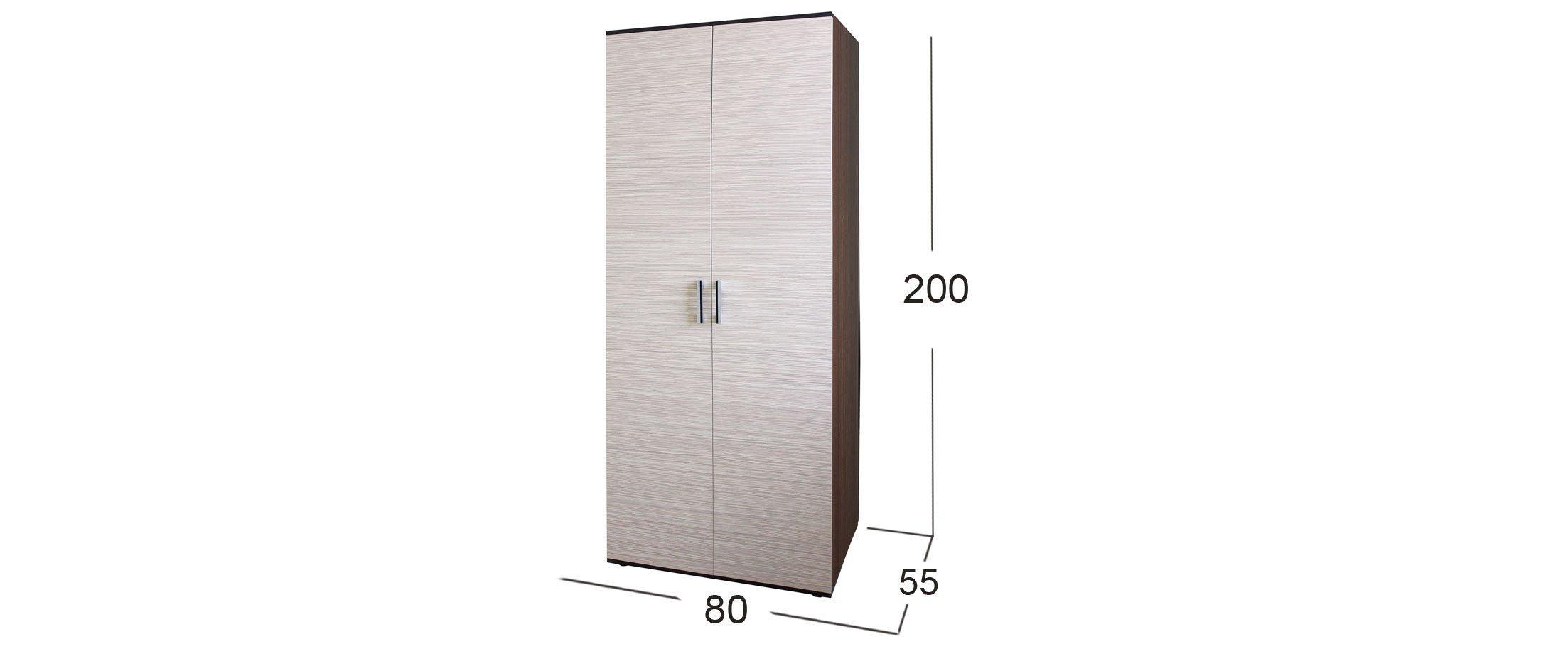 Шкаф Колибри-1 комбинированный Модель 509