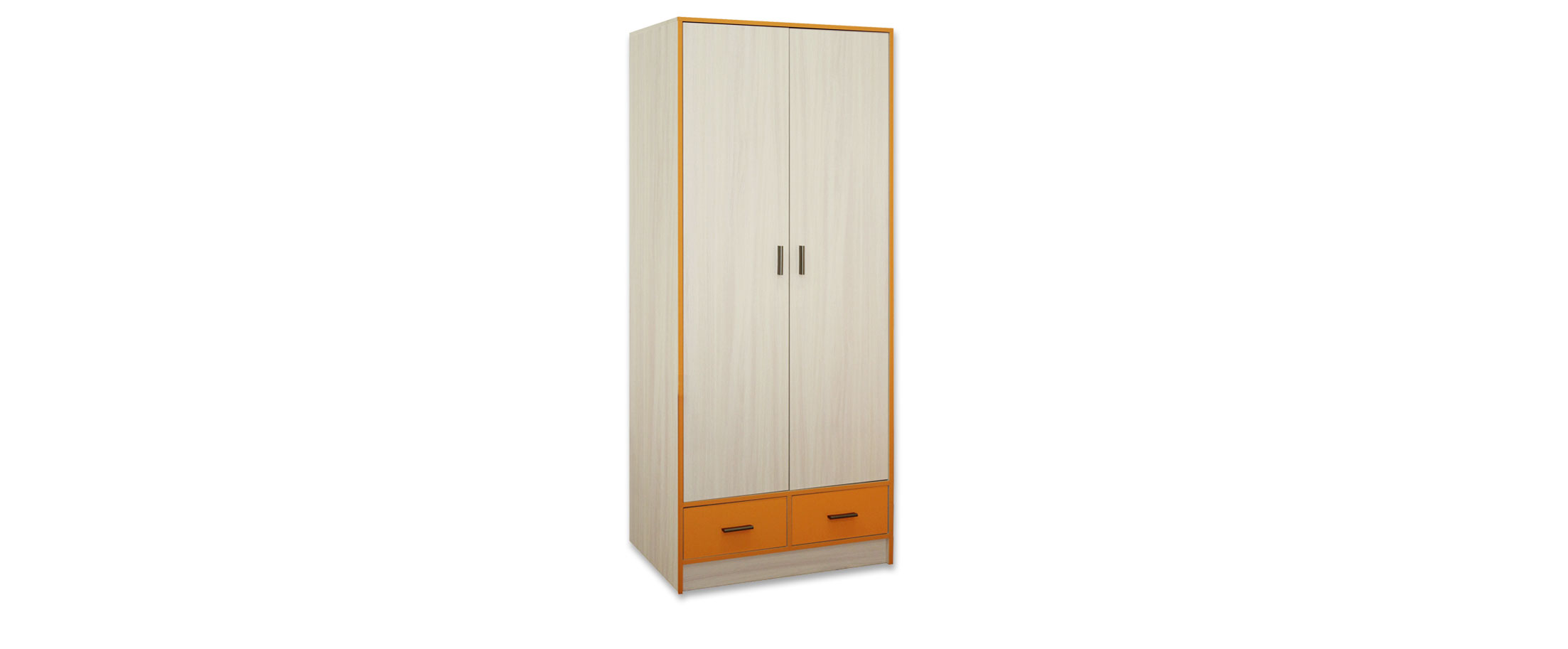 Шкаф для одежды Скейт-3 Модель 509 от MOON TRADE
