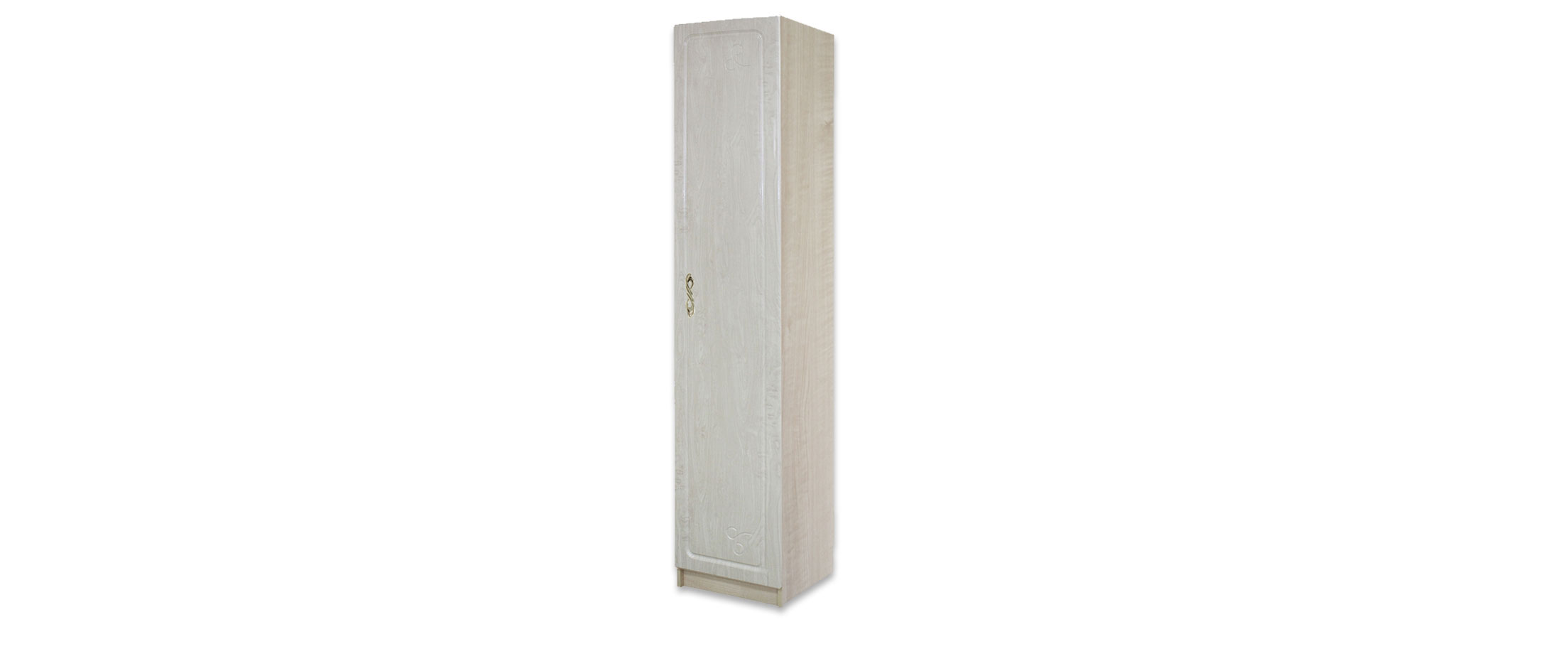 Шкаф 1-дверный Афина-4 Клен Модель 509 от MOON TRADE