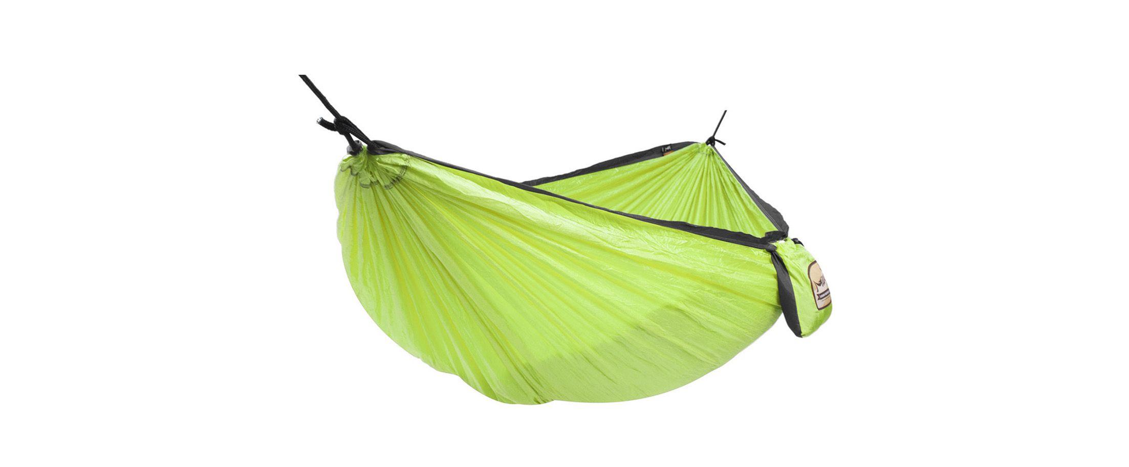 Одноместный гамак Voyager green Модель 366
