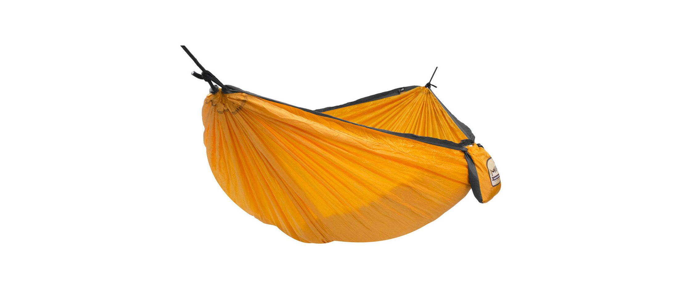Одноместный гамак Voyager orange Модель 366Туристический одноместный гамак Voyager Модель 366. Артикул С000094<br>