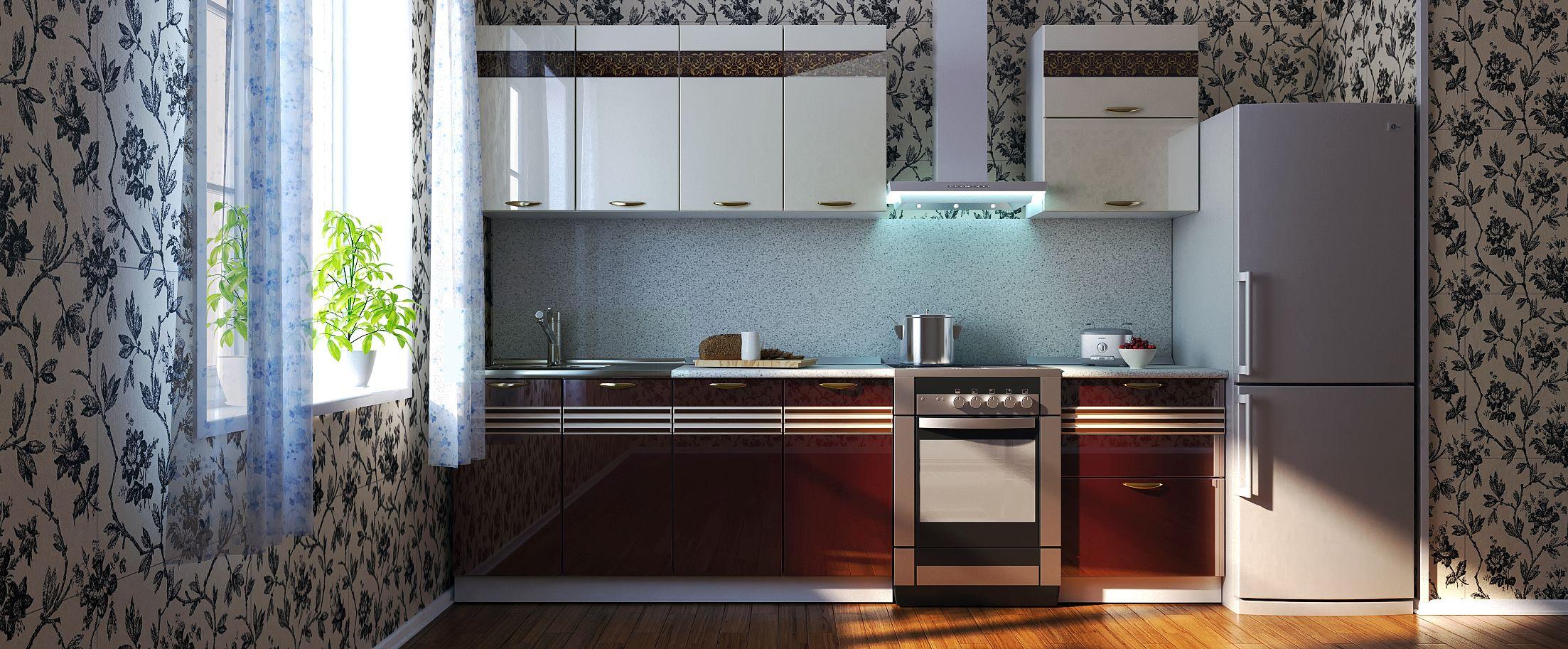 Кухня Корица 2,2 мКупить удобный и практичный набор кухонного гарнитура в интернет магазине MOON TRADE. Быстрая доставка, вынос упаковки, гарантия! Выгодная покупка!<br>
