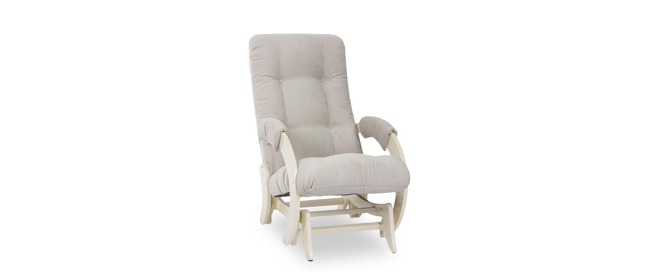 Кресло-гляйдер 68 VeronaVanilla