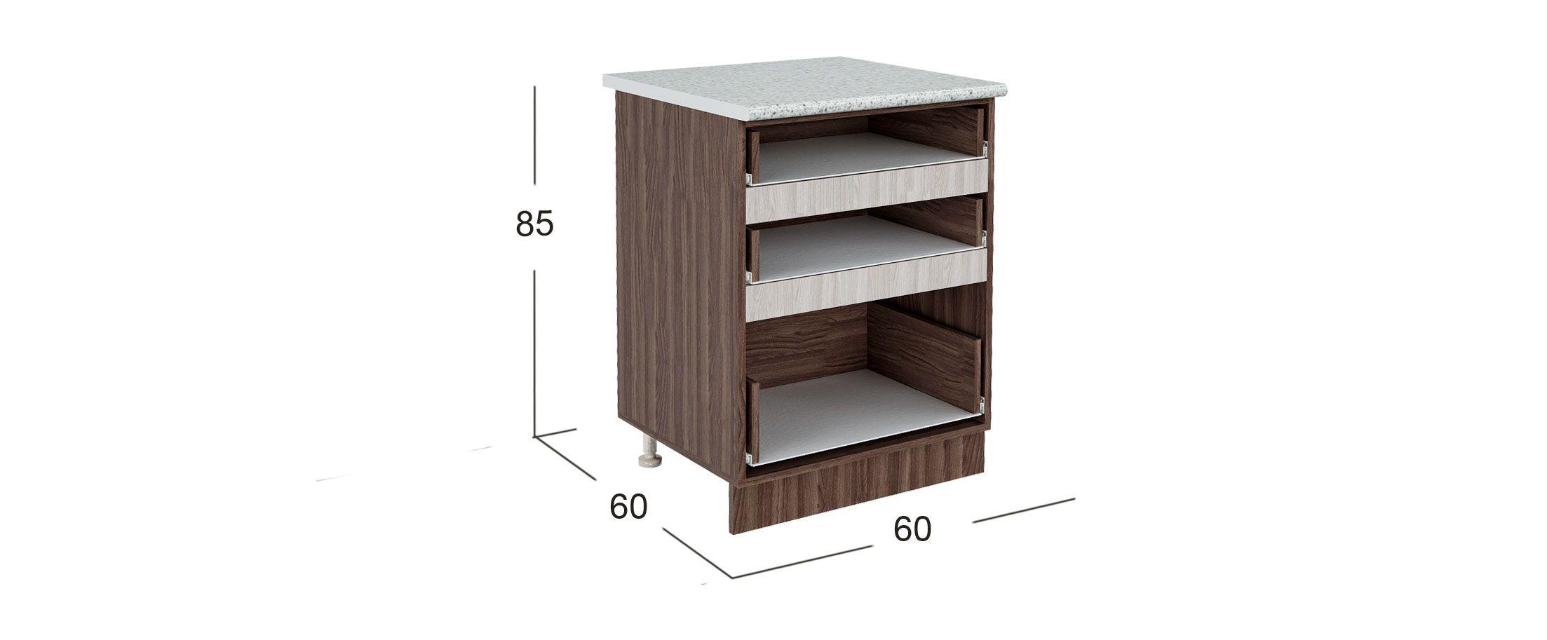 Кухня Шимо темный 2,2 мКупить удобный и практичный набор кухонного гарнитура в интернет магазине MOON TRADE. Быстрая доставка, вынос упаковки, гарантия! Выгодная покупка!<br><br>Ширина см: 220<br>Глубина см: 60<br>Высота см: 82<br>Материал столешницы: ЛДСП с пленкой ПВХ<br>Материал корпуса: ЛДСП<br>Тип направляющих: Роликовые<br>Цвет корпуса: Ясень шимо темный<br>Цвет столешницы: Асфальт белый<br>Цвет фасада: Ясень шимо светлый, Ясень шимо темный<br>Материал фасада: ЛДСП