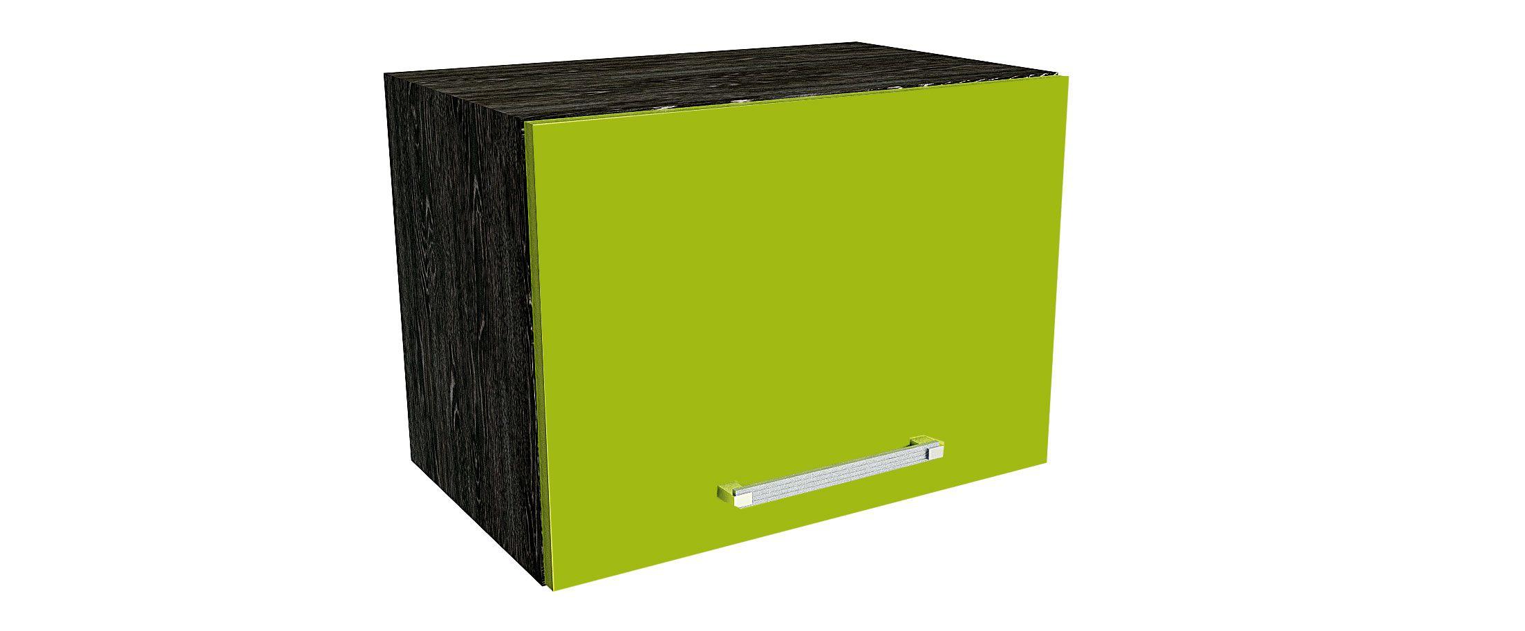 Шкаф навесной Марсела лайм Модель 709 от MOON TRADE