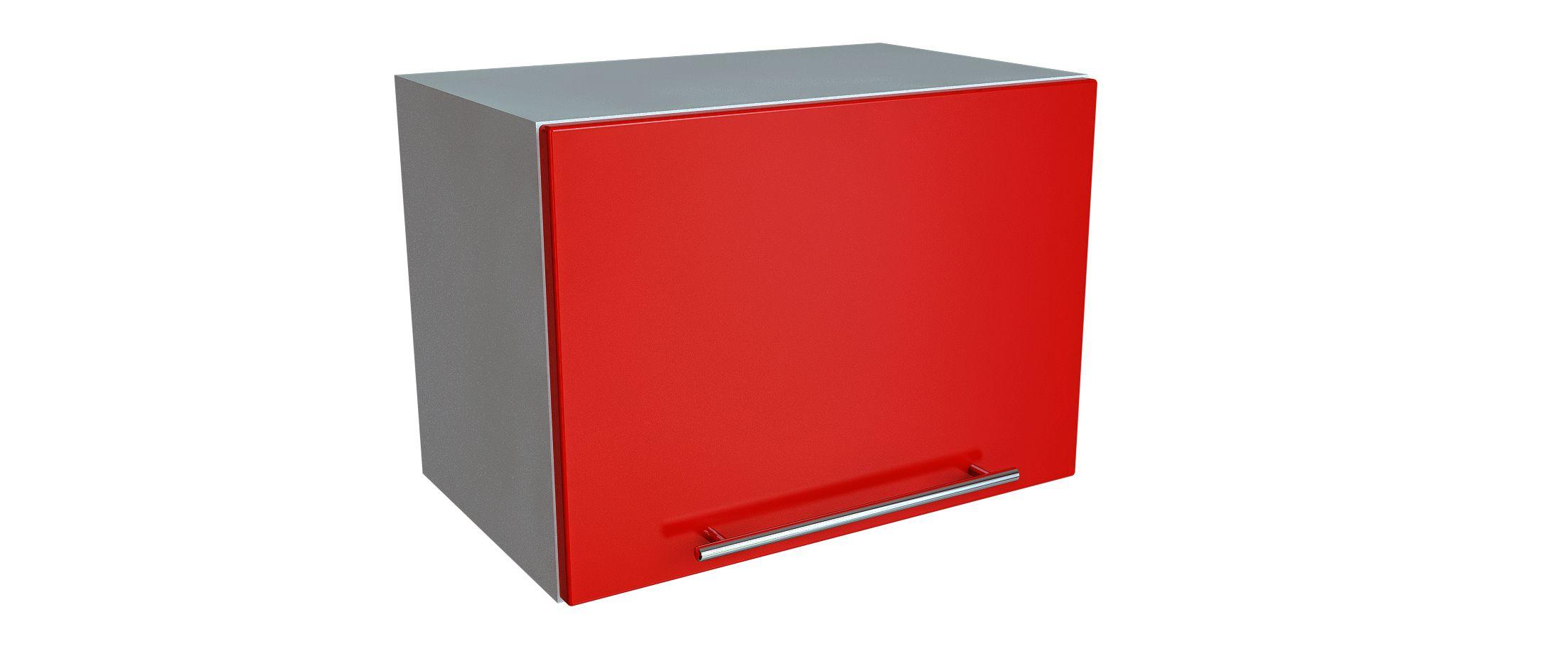 Шкаф навесной Красный глянец Модель 705 от MOON TRADE