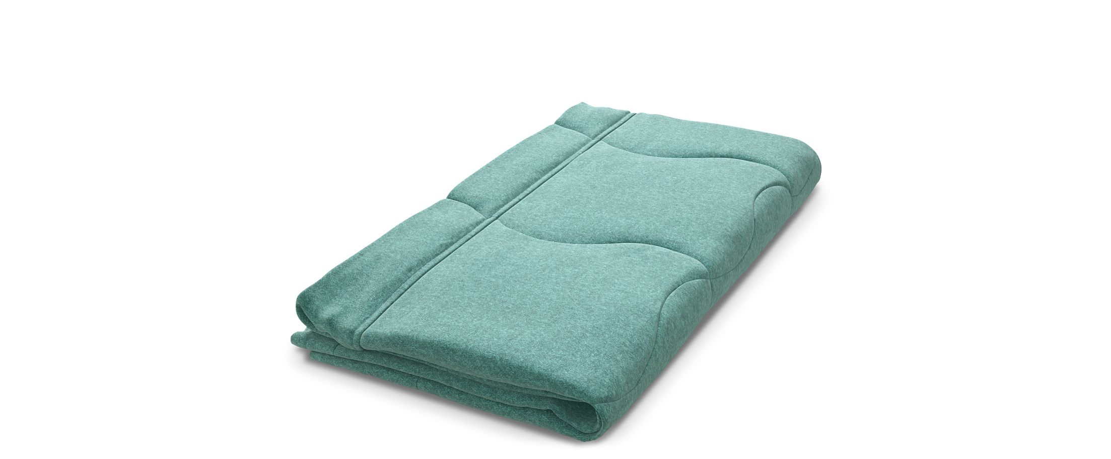 Чехол для дивана Сити 023Размеры 146х107х2 см. Купить бирюзовый чехол для дивана в интернет-магазине MOON TRADE.<br>