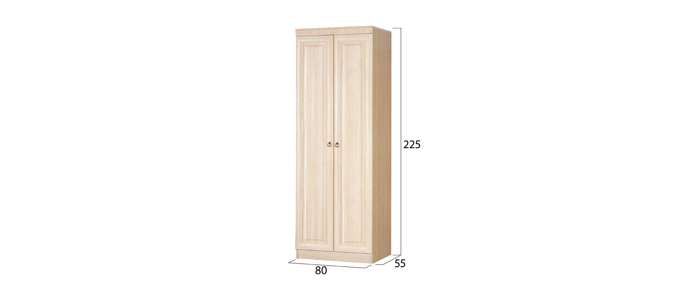 Шкаф многоцелевой Инна 609 светлый Модель 900