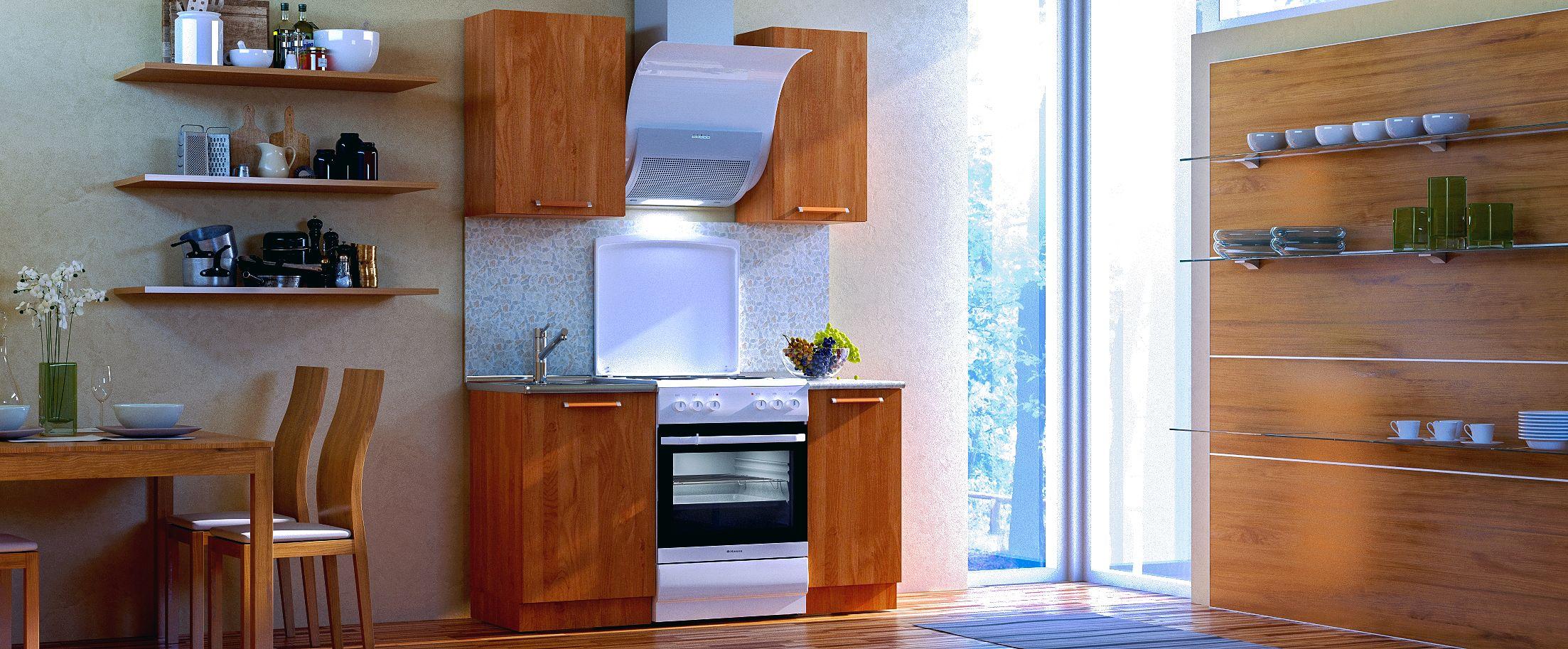 Кухня Ольха 1 мКупить удобный и практичный набор кухонного гарнитура в интернет магазине MOON TRADE. Быстрая доставка, вынос упаковки, гарантия! Выгодная покупка!<br>