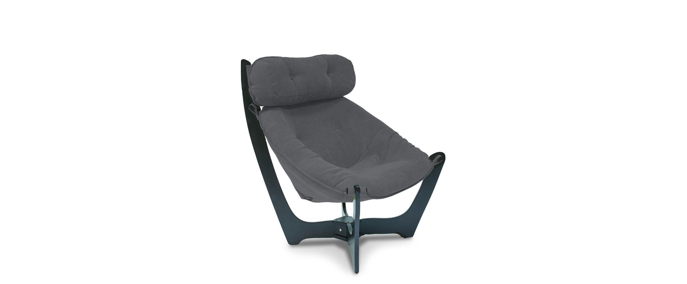 Кресло для отдыха 11Кресло для отдыха 11 серого цвета Модель 364 артикул С000109<br>