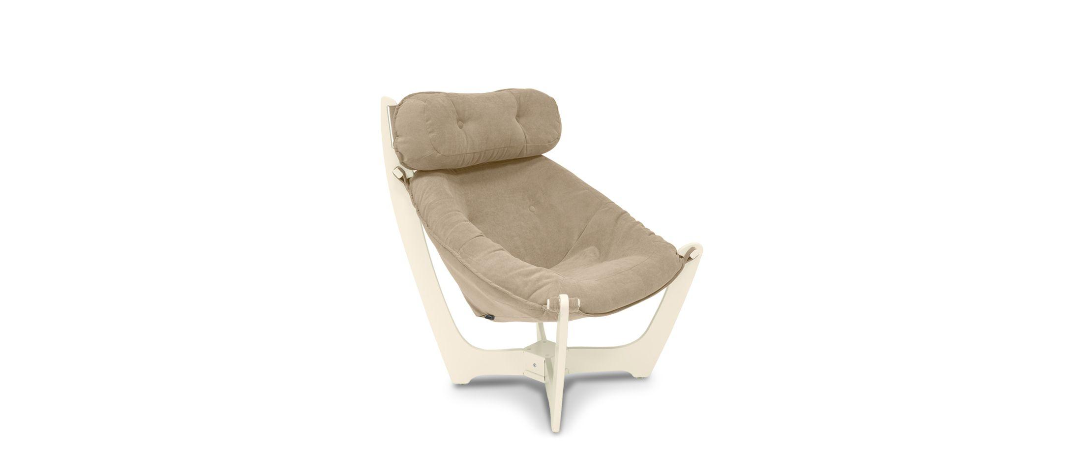 Кресло для отдыха 11Кресло для отдыха 11 ванильного цвета Модель 364 артикул С000116<br>