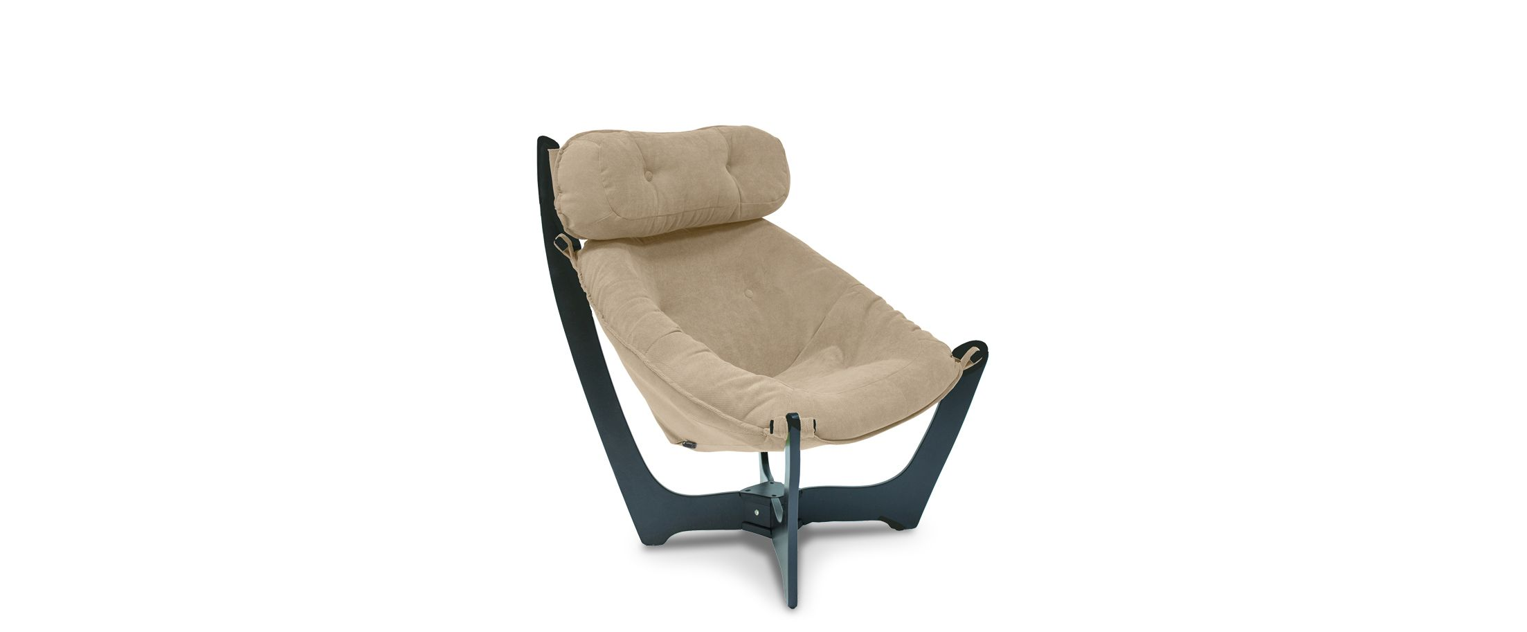 Кресло для отдыха 11Кресло для отдыха 11 ванильного цвета Модель 364 артикул С000117<br>