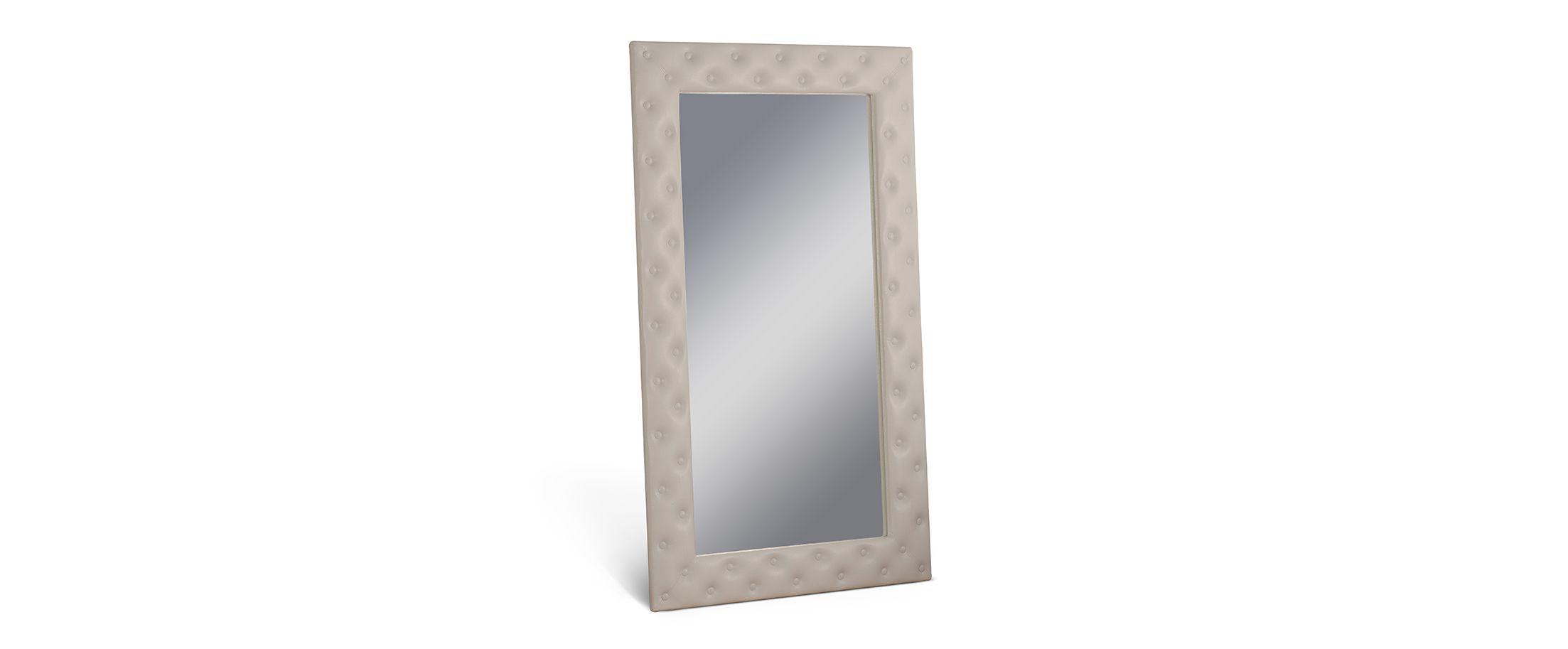 Зеркало Кааба большое с пуговицами суфле от MOON TRADE