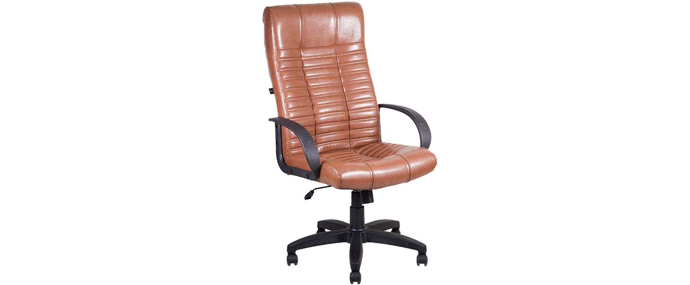 Кресло офисное AV 104 коньяк Модель 999 от MOON TRADE