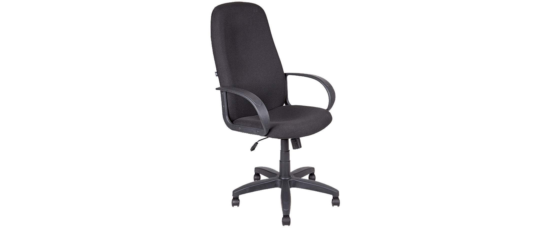 Кресло офисное AV 108 черное Модель 999 от MOON TRADE
