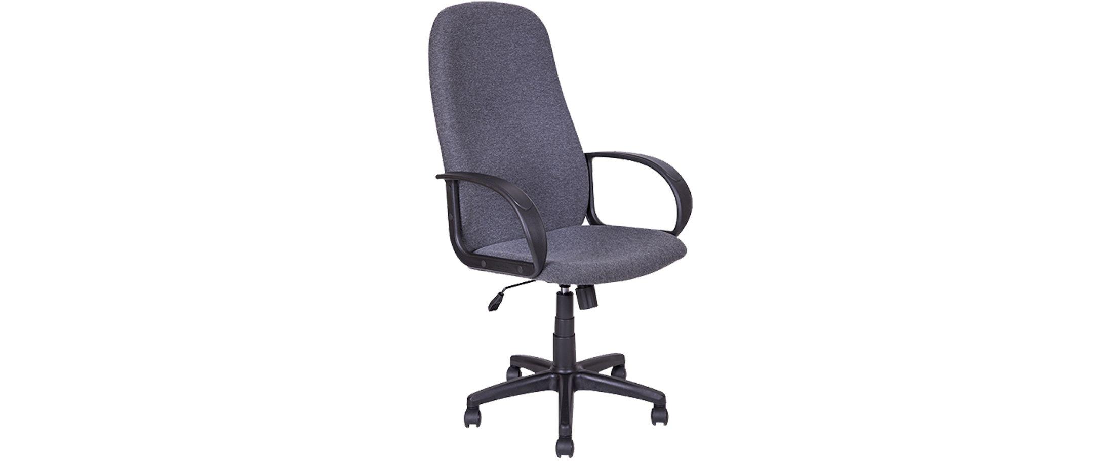 Кресло офисное AV 108 серое Модель 999 от MOON TRADE