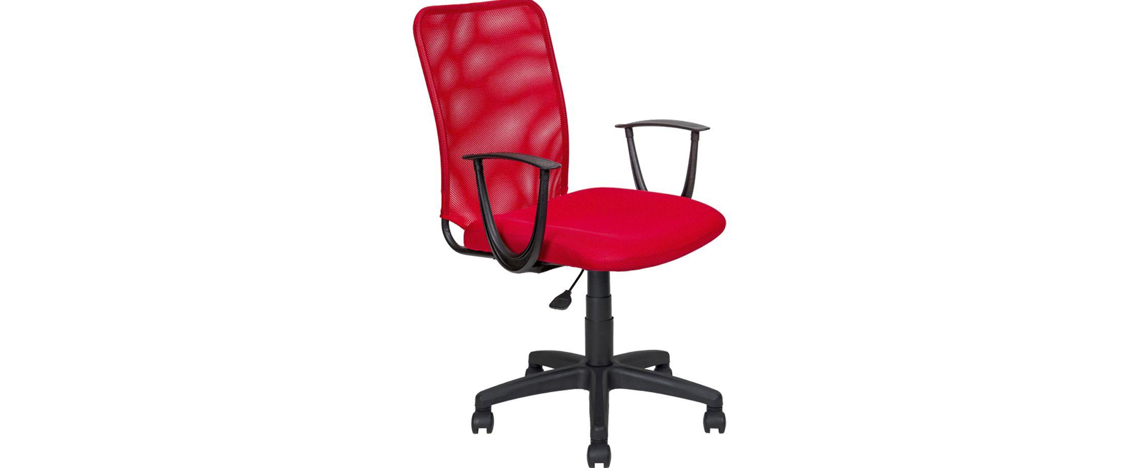 Кресло офисное AV 220 сетка красная Модель 999Кресло офисное AV 220 сетка красная Модель 999. Артикул Д000749<br>