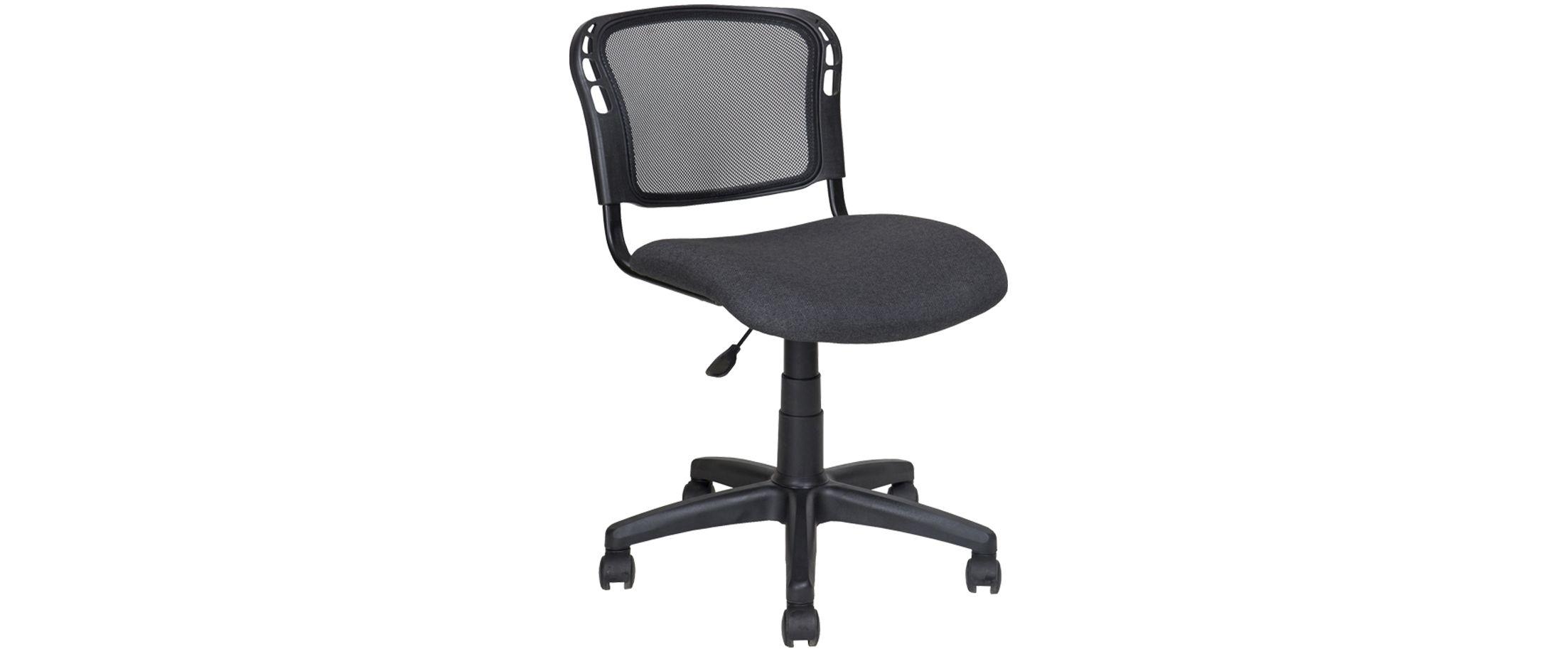 Кресло офисное AV 221 черный с серой ниткой Модель 999Кресло офисное AV 221 черный с серой ниткой Модель 999. Артикул Д000749<br><br>Ширина см: 47<br>Глубина см: 47<br>Высота см: 89<br>Цвет: Черный
