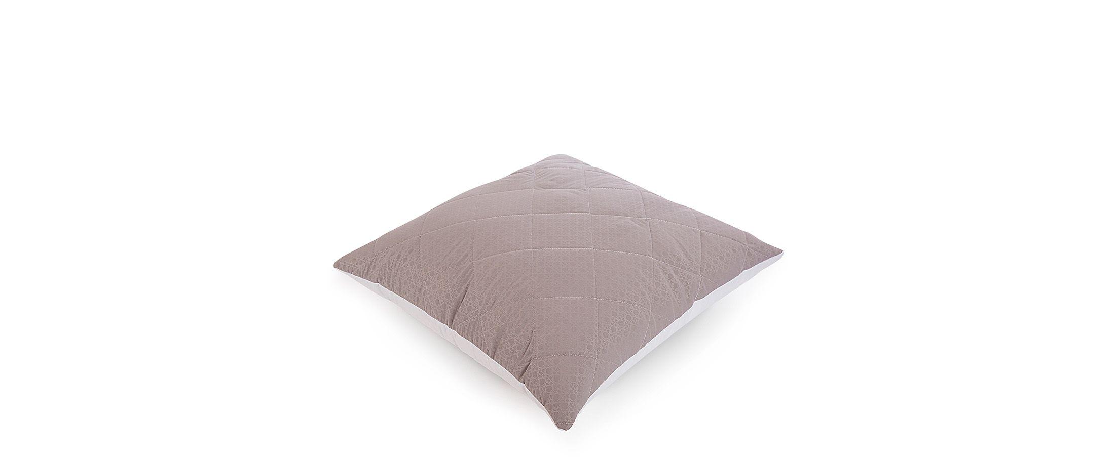 Подушка «Для тебя» 68х68 серого цвета Модель 4004Подушка «Для тебя» 68х68 серого цвета Модель 4004. Артикул К000728<br>