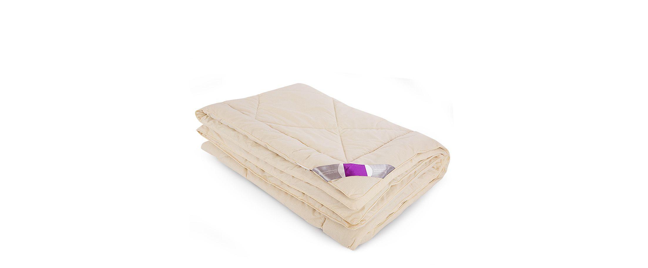 Одеяло Овечья шерсть 140х205 Модель 4008 от MOON TRADE