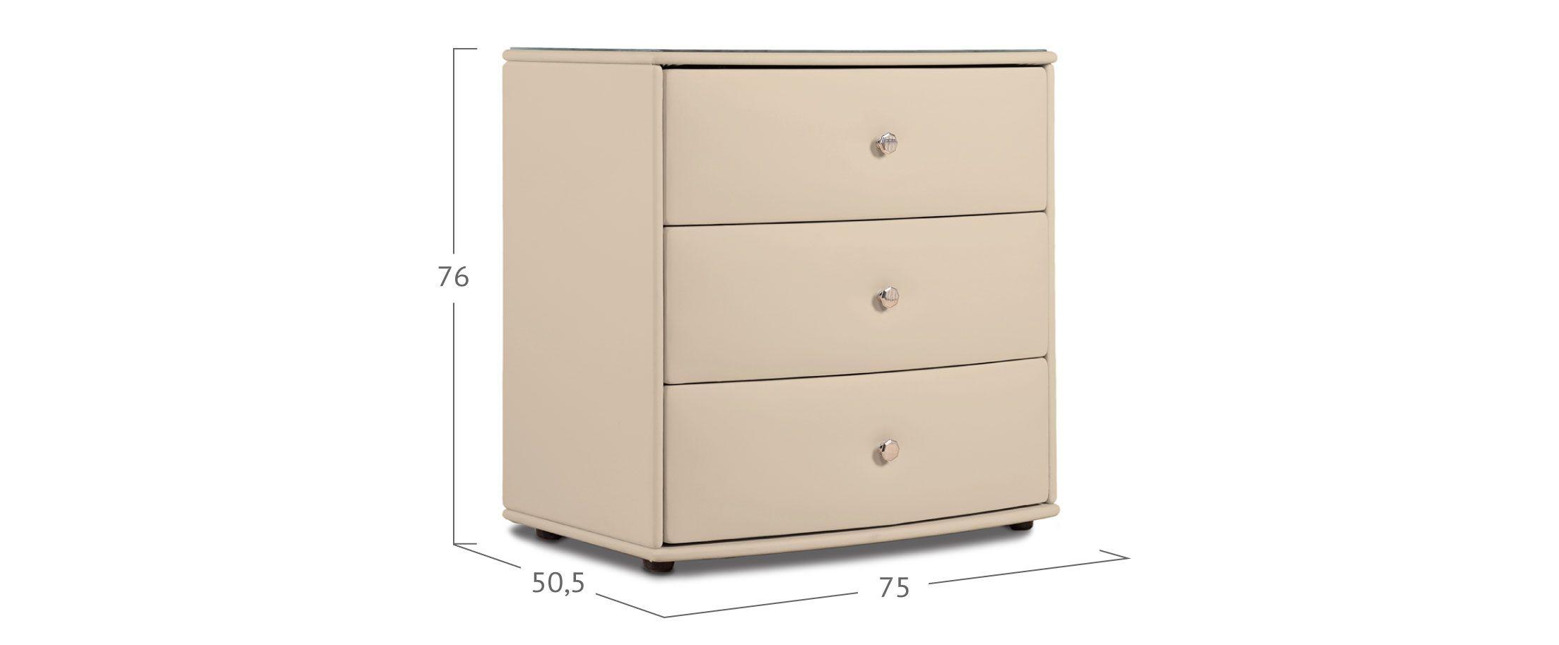 Комод Люнетта-3 Модель 397