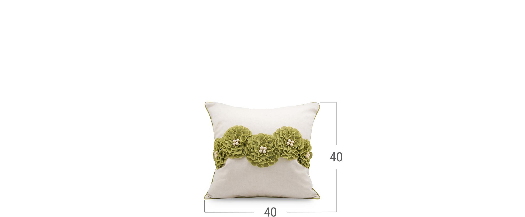 Подушка декоративная Грация 4010