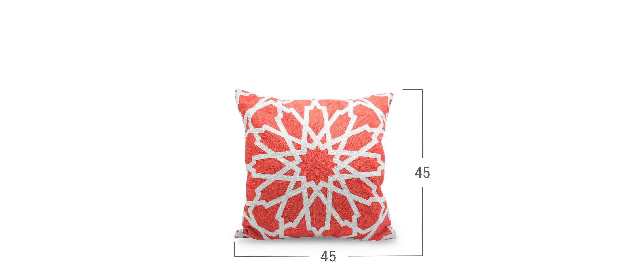 Подушка декоративная Геометрия 4010