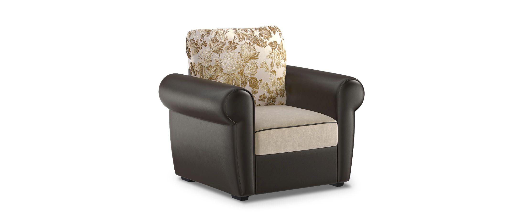 Кресло тканевое Рейн 123Купить бежевое кресло Рейн 123. Доставка от 1 дня. Подъём, сборка, вынос упаковки. Гарантия 18 месяцев. Интернет-магазин мебели MOON TRADE.<br>