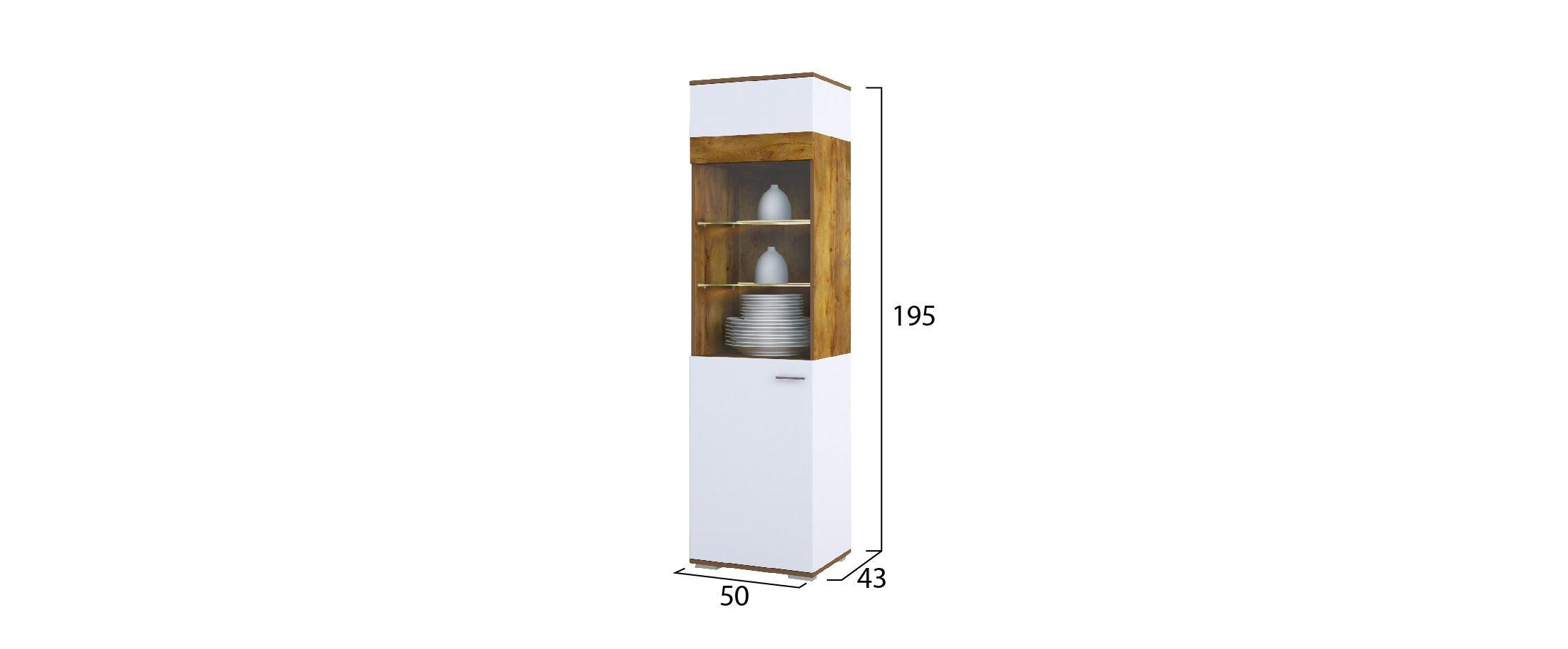 Шкаф однодверный Техас 320 Модель 908