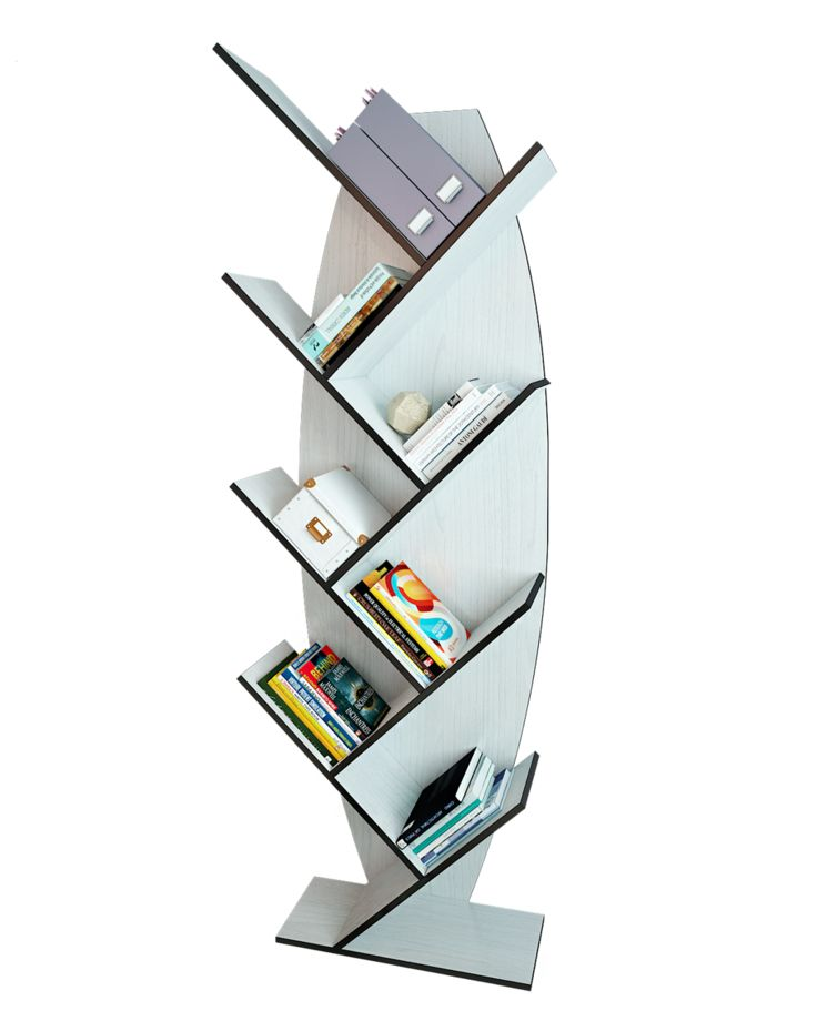 Стеллаж Мист-1 Модель 835Стеллаж Мист -1 создан специально для любителей выделяться оригинальностью и непредсказуемостью. Интересная, современная идея для<br>