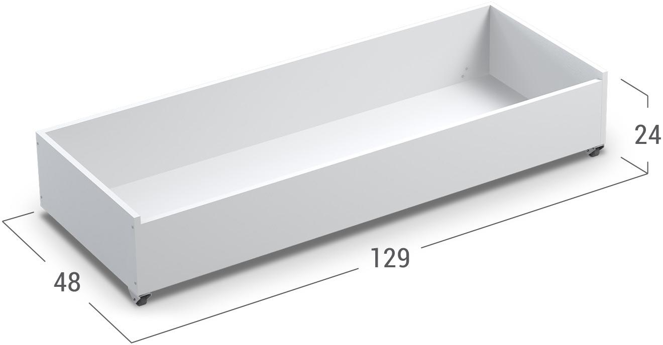 Бельевица 98 литров Модель 046Купить вместительный бельевой короб в интернет-магазине MOON-TRADE.RU Размеры 129х48х24 см. Быстрая доставка, вынос упаковки, гарантия! Выгодная покупка!<br>