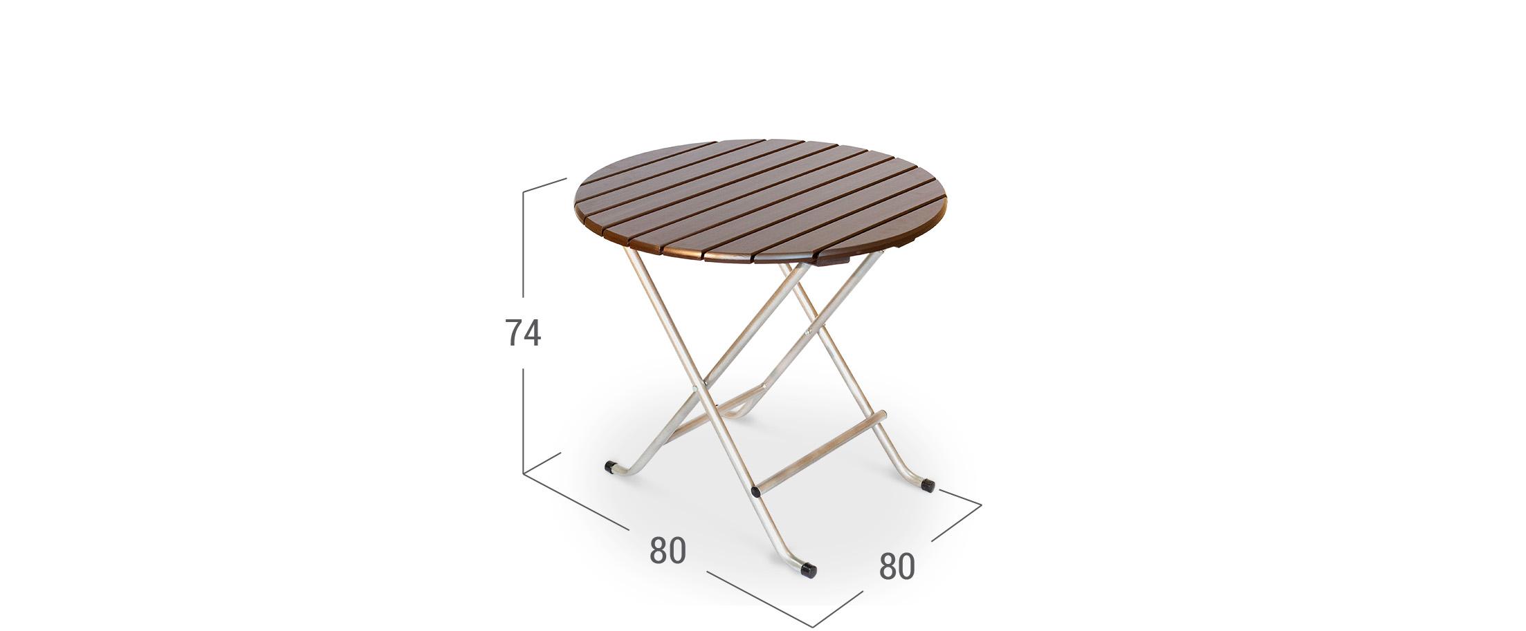 Стол складной Вишня Модель 578