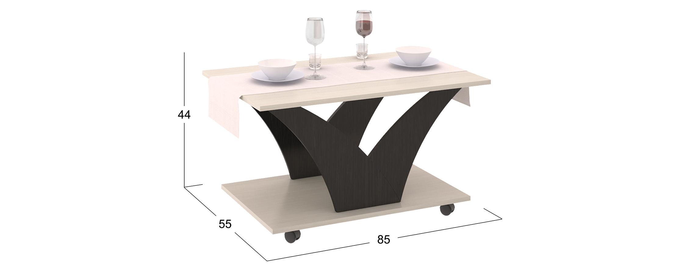 Журнальный стол Тип 4 модель 927