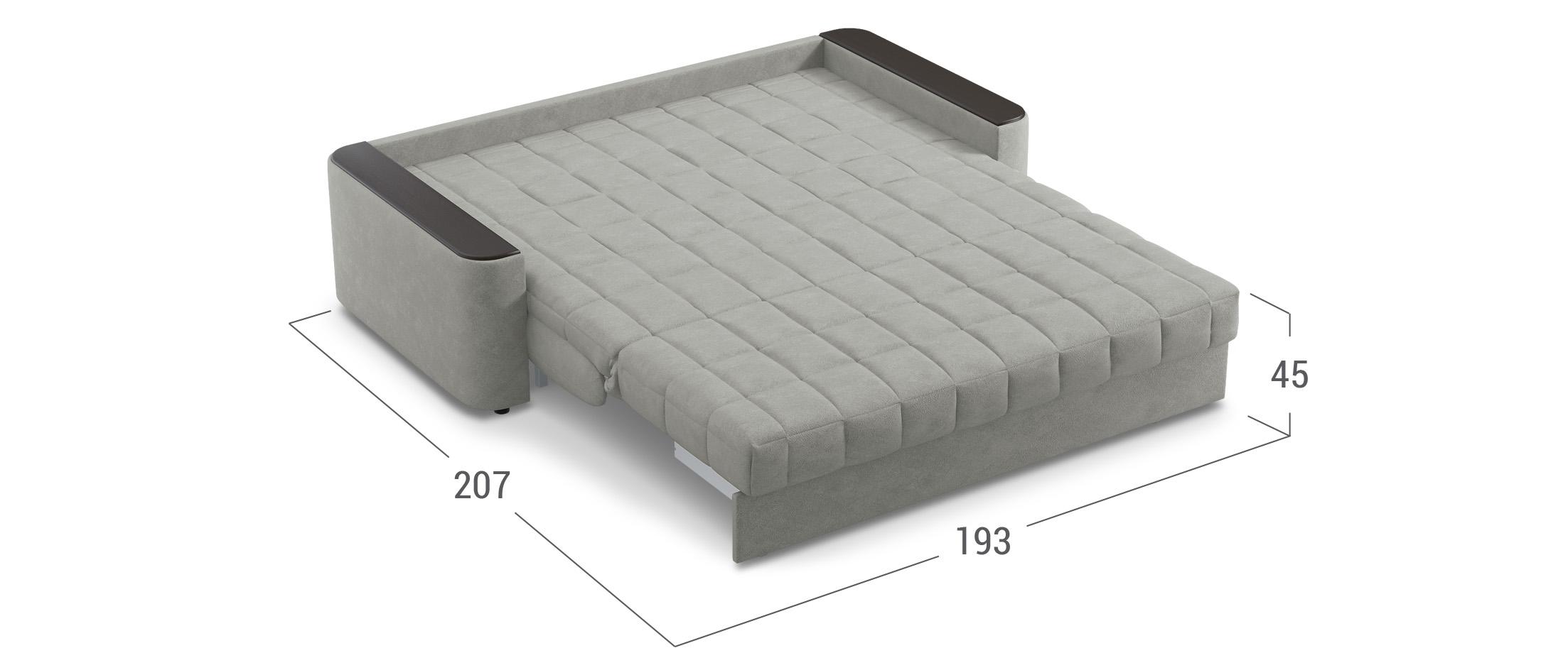 спальное место диван-кровати