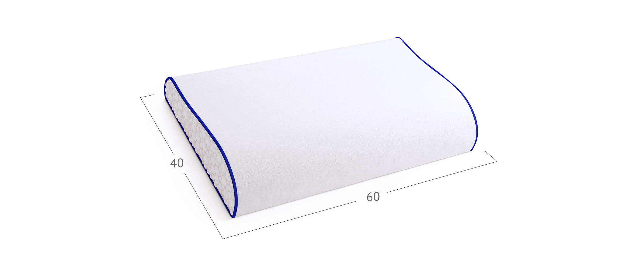 Подушка Модель 588 Ergo Foam