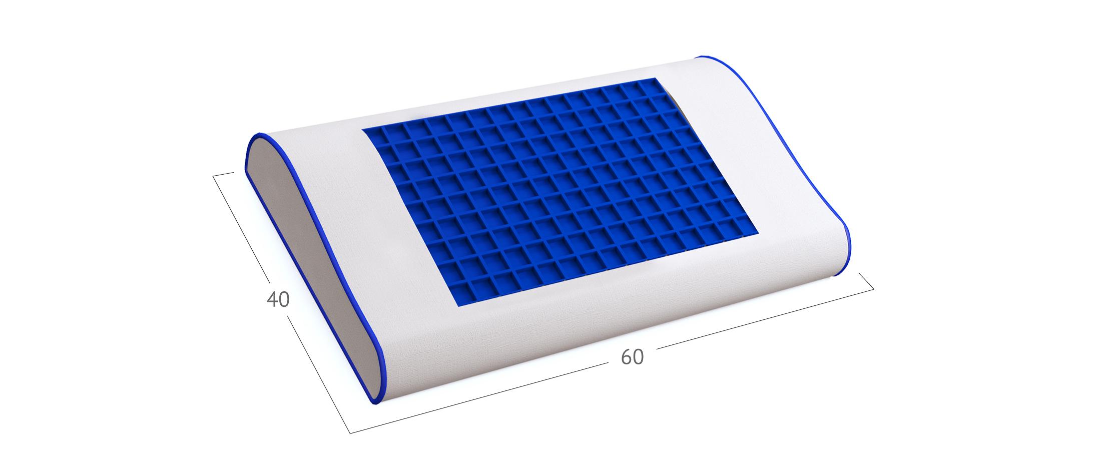 Подушка Модель 588 Ergo Gel