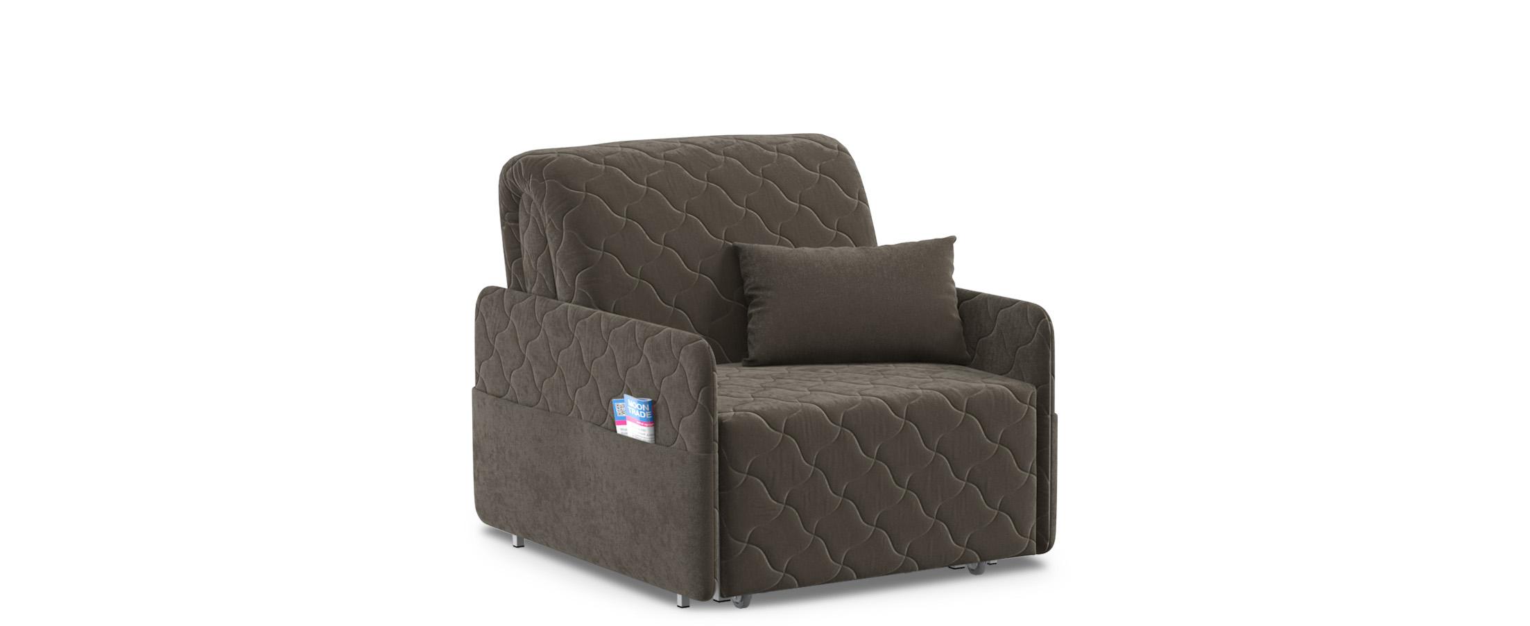 Кресло-кровать Страйк 119Купить коричневое кресло-кровать Страйк 119. Доставка от 1 дня. Подъём, сборка, вынос упаковки. Гарантия 18 месяцев. Интернет-магазин мебели MOON-TRADE.RU