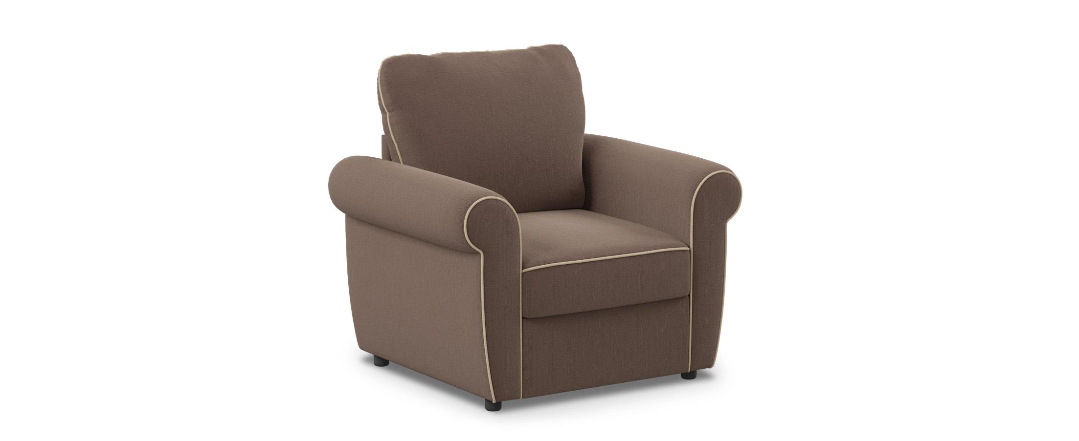 Кресло тканевое Гамбург 123Купить коричневое кресло Гамбург 123. Доставка от 1 дня. Подъём, сборка, вынос упаковки. Гарантия 18 месяцев. Интернет-магазин мебели MOON-TRADE.RU.