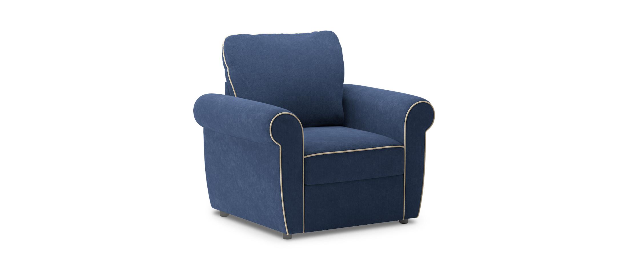 Кресло тканевое Гамбург 123Купить синее кресло Гамбург 123. Доставка от 1 дня. Подъём, сборка, вынос упаковки. Гарантия 18 месяцев. Интернет-магазин мебели MOON-TRADE.RU.