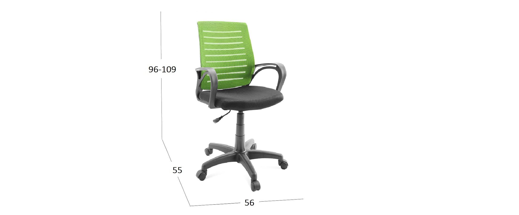 Кресло SN14 Модель 376Кресло офисное SN14 зеленый Модель 376. Артикул Д001065